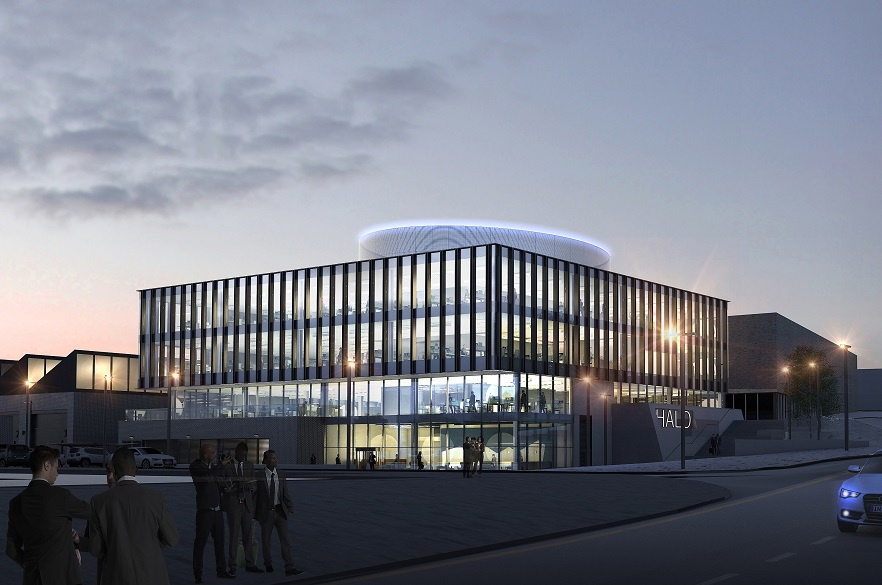 The HALO Kilmarnock Receives Planning Permission in Principle
