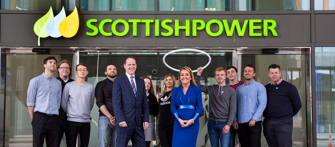 ScottishPower and The HALO Scotland Partner To Light Up Groundbreaking Urban Regeneration Project