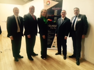 Glasgow City Region (GCR) City Deal Launch