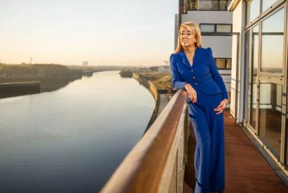 The Big Interview: Female Business Leader of the Year Marie Macklin features in SoS