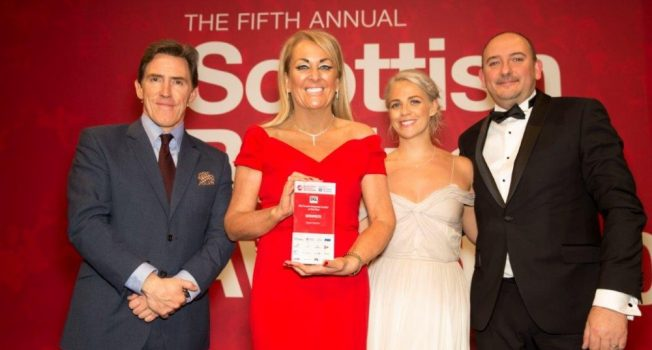 Marie Macklin named as Female Business Leader of the Year