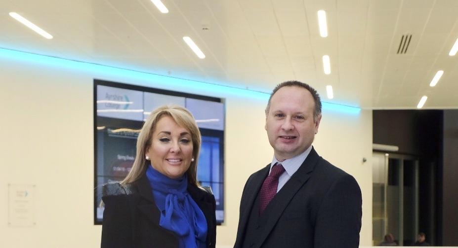 The HALO Scotland joins forces with Barclays