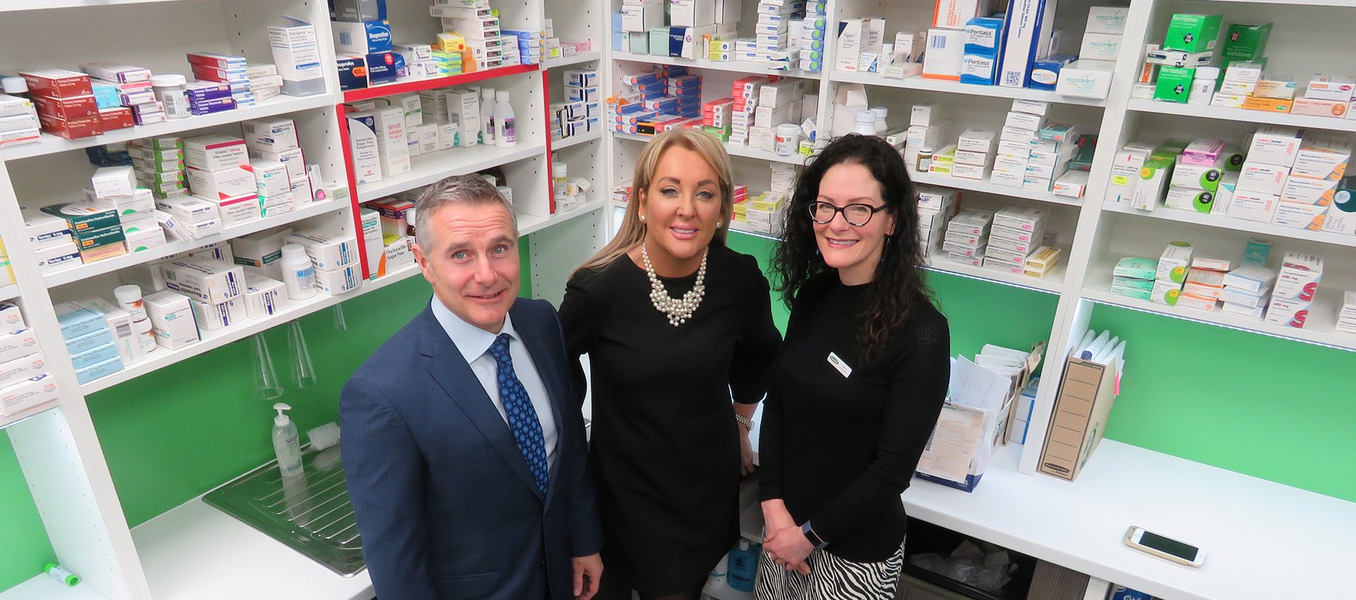 THE HALO PARTNERS WITH COMMUNITY PHARMACY SCOTLAND