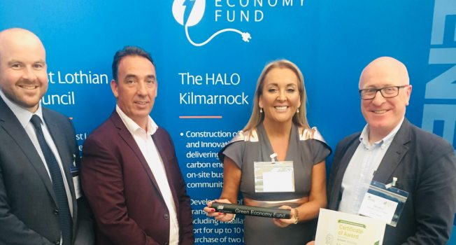 HALO's Green Credentials Recognised at Awards Ceremony