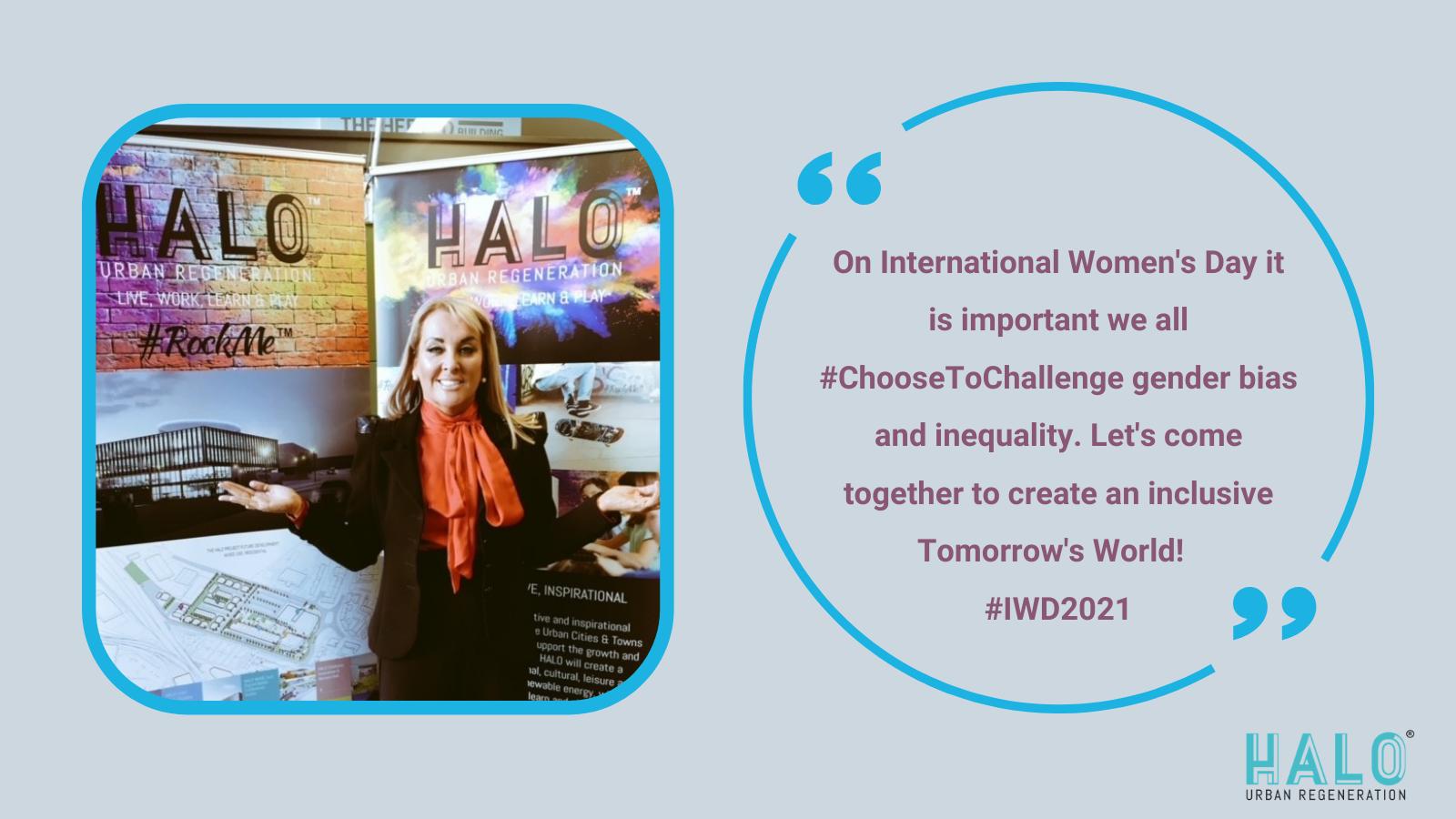 International Women's Day 2021: #ChooseToChallenge
