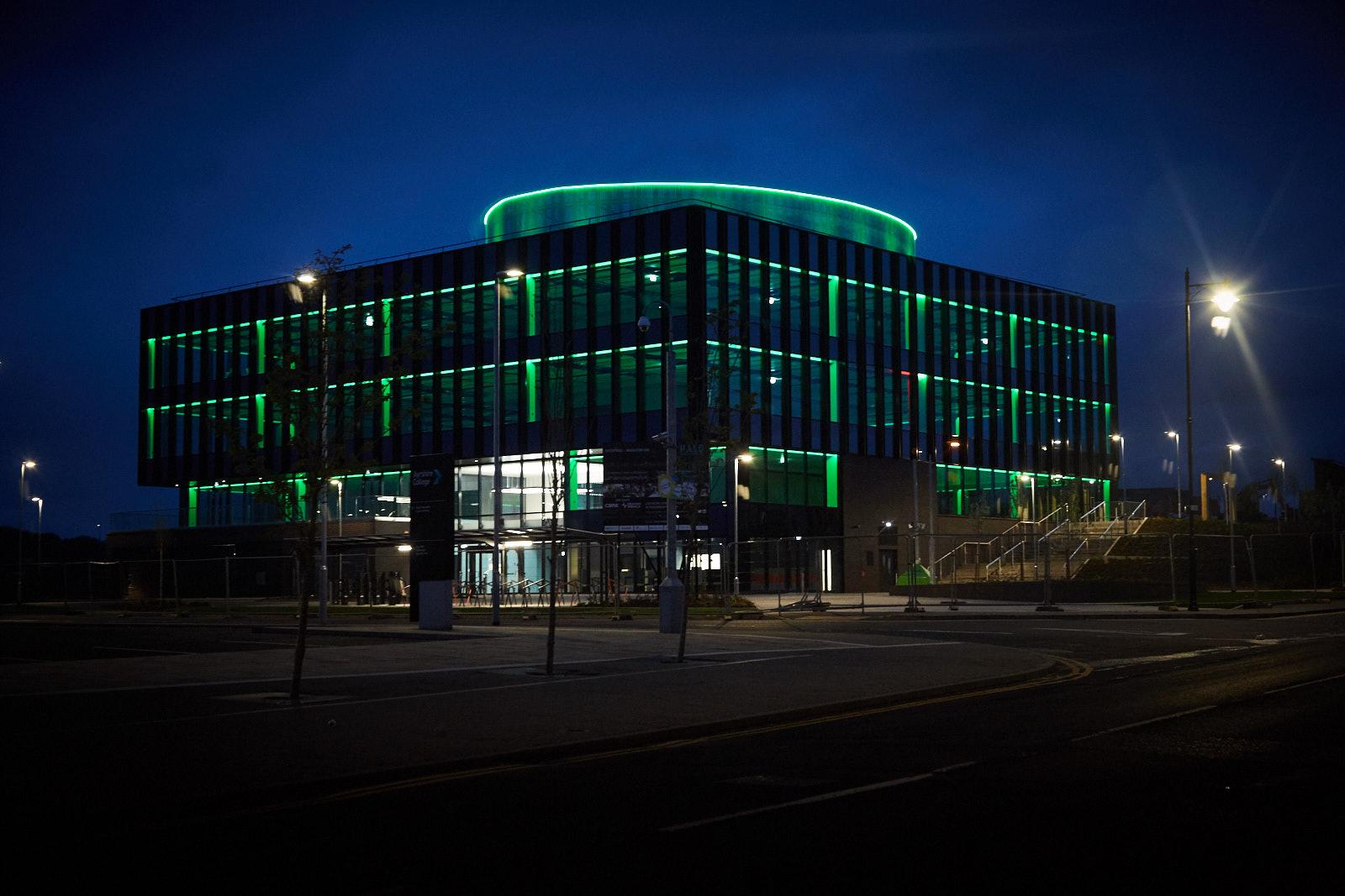 HALO Kilmarnock shines as a beacon of hope during Mental Health Awareness Week