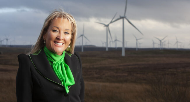 Marie Macklin to appear at New York Times Climate Hub