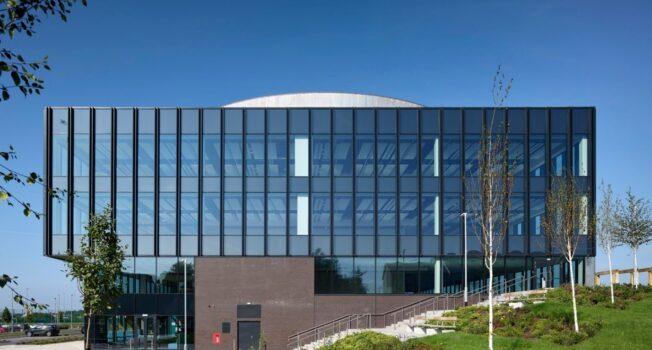 HALO in Kilmarnock nominated for prestigious design award